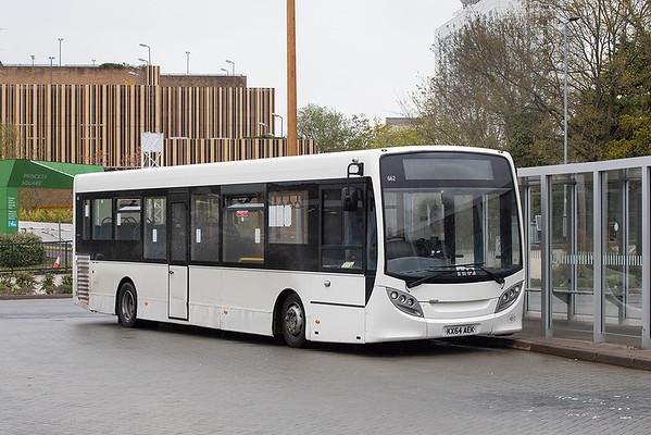 662 KX64AEK, Bracknell 28/4/2021
