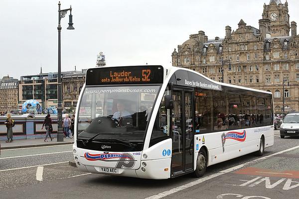 11302 YA13AEC, Edinburgh
