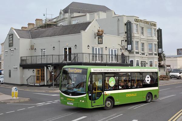 324 YX56EZR, Weston-super-Mare 23/11/2015