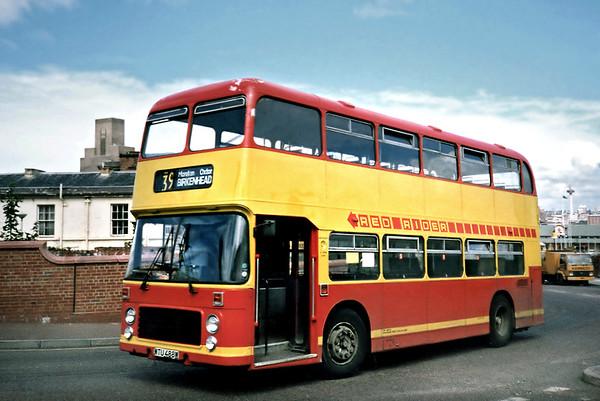 2488 WTU488W, Birkenhead 24/7/1991