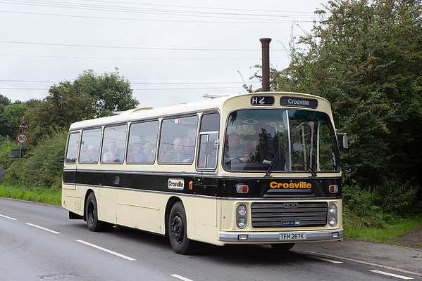 CRL267 TFM267K, Willaston 11/8/2019