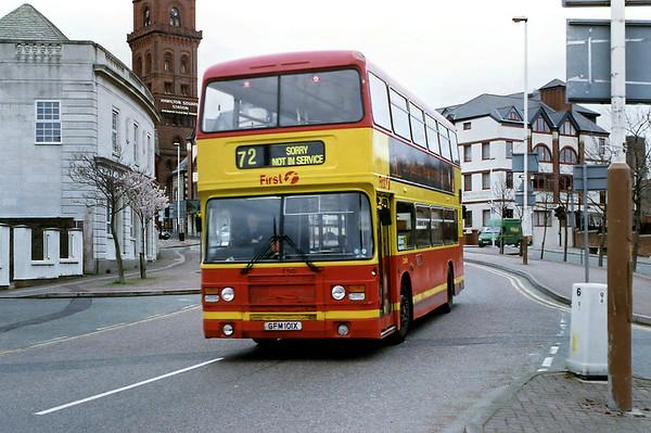 DOG750 GFM101X, Birkenhead x/x/2000