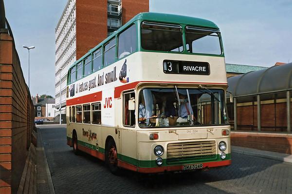 DVL324 TMA324R, Chester 9/9/1991