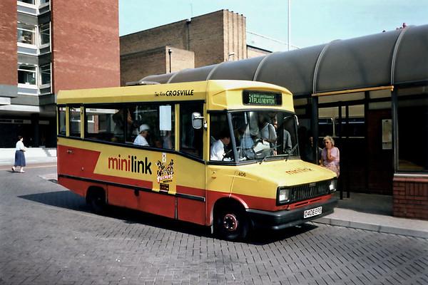 406 D406ERE, Chester 9/9/1991