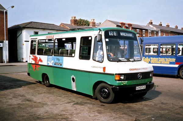 MMM240 G240FJC, Wrexham 9/9/1991