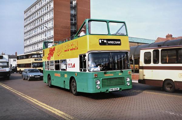 DVG512 YMB512W, Chester 9/9/1991
