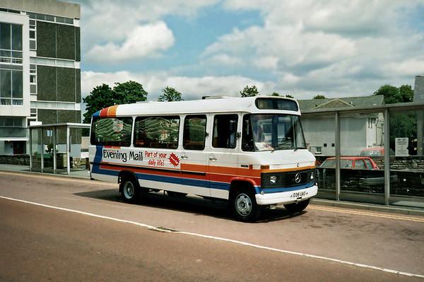 36 D36UAO, Kendal 29/6/1991