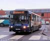 Stagecoach 20768 (K768DAO), Carlisle Bus Station, 9th January 2009