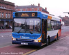 Stagecoach 33161 (T36CCK), West Tower Street, Carlisle, 14th January 2009