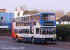 Stagecoach 14203 (J203HFR), West Tower Street, Carlisle, 9th January 2009