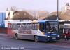 Stagecoach 20943 (R943XVM), West Tower Street, Carlisle, 9th January 2009