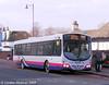 First 65750 (SN55JVA), West Tower Street, Carlisle, 9th January 2009