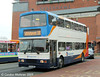 Stagecoach 16654 (R254NBV), West Tower Street, Carlisle, 4th February 2009