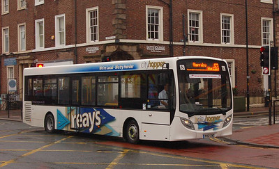 Reays PX12CNZ, Lowther Street, Carlisle, 24th July 2012