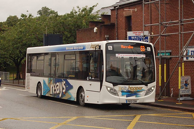 Reays PX12COH, West Tower Street, Carlisle, 24th July 2012