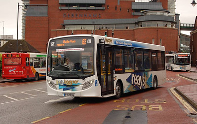 Reays PX12COJ, West Tower Street, Carlisle, 24th July 2012
