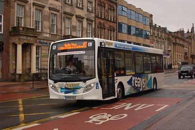 Reays PX12COJ, Lowther Street, Carlisle, 24th July 2012