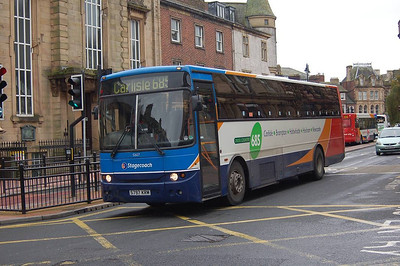 Stagecoach 52627 (S797KRM), Lowther Street, Carlisle, 23rd October 2012
