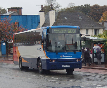 Stagecoach 52629 (S799KRM), West Tower Street, Carlisle, 16th October 2012