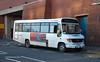 Reays B5CWR, Carlisle, 5th January 2012