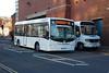 Reays YX07HPF, Drovers Lane, Carlisle, 5th January 2012