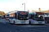 Reays YX60DXG & YJ60GGO, Carlisle, 5th January 2012