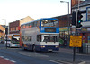 Stagecoach 16337 (N337NPN), Lowther Street, Carlisle, 13th January 2012