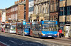 Stagecoach 34219 (W219DNO), Lowther Street, Carlisle, 5th January 2012