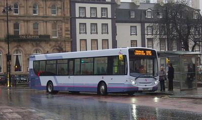 First 67774 (SN62AXK0, Carlisle, 7th January 2013