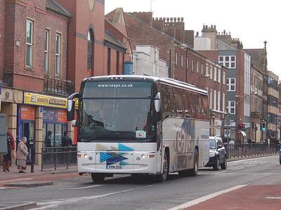 Reays FPN259, Carlisle, 28th January 2013