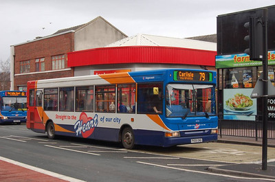 Stagecoach 34710 (PX05ENO), 29th January 2013
