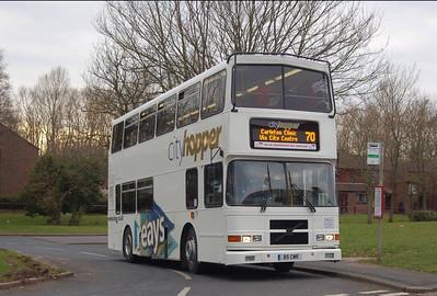 Reays B5CWR, Durranhill, Carlisle, 21st February 2013