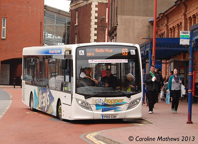 Reays PX12COH, West Tower Street, Carlisle, 20th May 2013
