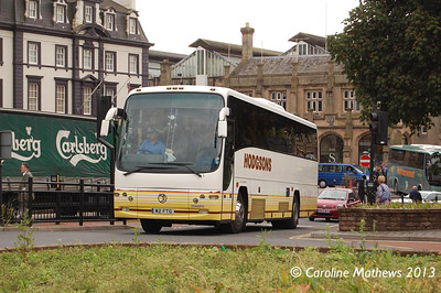 Hodgsons W2FTG, Carlisle, 17th June 2013