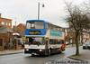 Stagecoach 16650 (R250NBV), Warwick Road, Carlisle, 13th January 2016
