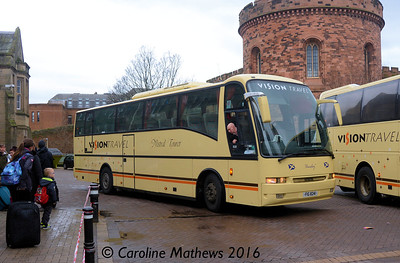 Vision Travel FIG8241, Carlisle, 2nd January 2016