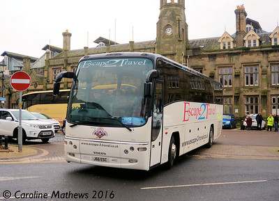 Escape 2 Travel J66ESC, Carlisle, 2nd January 2016