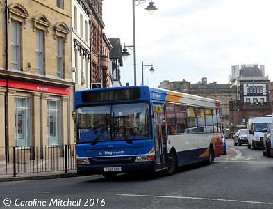 Stagecoach 34717 (PX05EKL), English Street, 2nd November 2016
