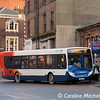 Stagecoach 24121 (PX59AZJ), West Tower Street, 16th December 2017