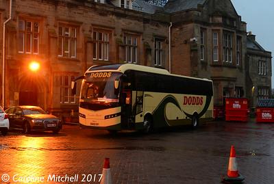 Dodds BB05DOT, Carlisle Station, 15th July 2017