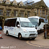 Bill's Mini Coaches PP61BUS, Carlisle Station, 15th July 2017