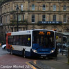 Stagecoach 24118 (PX59AZD), English Street, 16th December 2017