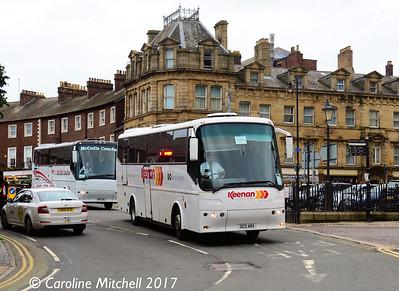 Keenan GCS48V, Carlisle, 15th July 2017