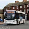 Reays SN66WKH, The Crescent, Carlisle, 6th April 2017