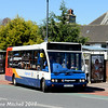 Stagecoach 47474 (PX07GZZ), West Tower Street, Carlisle, 3rd May 2017