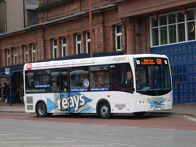 Reays YX60DXC,  West Tower Street, Carlisle, 7th March 2011