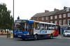 Stagecoach 20545 (P545ESA), The Crescent, Carlisle, 1st September 2011