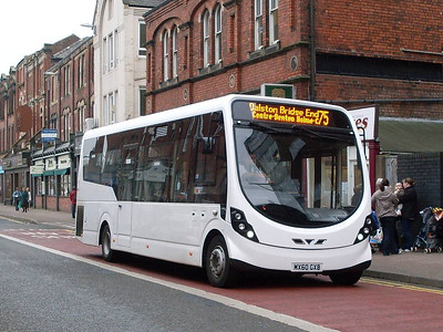 Reays MX60GXB, Lonsdale Street, Carlisle, 21st February 2011