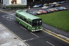 Leyland National/B49F SNL345 (CFM 345S) heads along Oystermouth Road, Swansea.