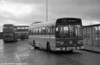 Leyland National/B49F SNL392 (GMB 392T) on hire to SWT at Swansea.